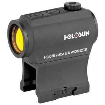 Holosun Micro Red Dot 2MOA w/Mount