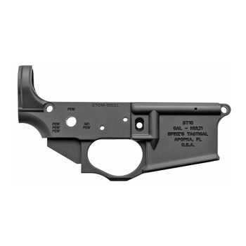 Spikes Tactical AR15 Stripped Lower - Gadsden