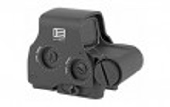 EOTech, EXPS2 Holographic Sight, Red 68 MOA Ring with 2- 1MOA Dots, Side Button Controls, Quick Disconnect Mount, Black Finish