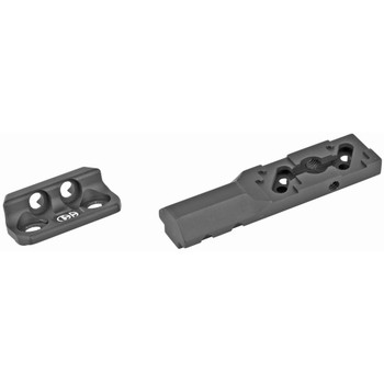 Cloud Defensive Torrent Sbr Light Mount Mlok -  Black