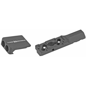 Cloud Defensive Torrent Sbr Picatinny Mlok - Black