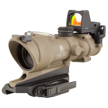 Trijicon Acog TA31d 4x32 Dual Illuminated Green Cross Hair with RMR type 2