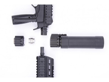 B&T PDW Suppressor Adaptor 9mm