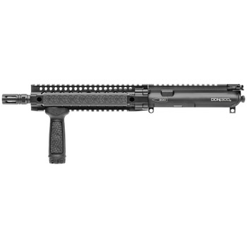 "DANIEL DEFENSE M4 UPPER 300BLK 10.3"" BLACKOUT UPPER"
