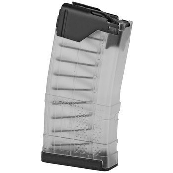 Lancer L5 Advanced Warfighter Magazine 223/556 20Rd - Clear Finish