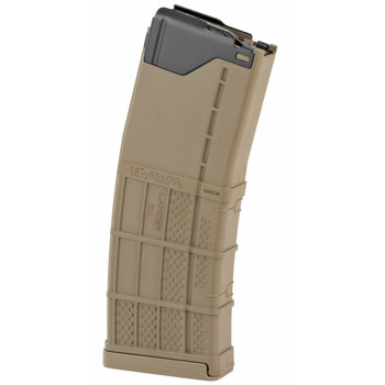 Lancer L5 Advanced Warfighter Magazine 223/556 30rd - FDE