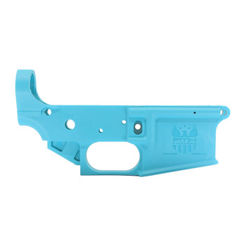 FMK Firearms Polymer AR-1 Lower - Tiffany Blue