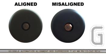 Geissele 7.62mm Suppressor Alignment Gage