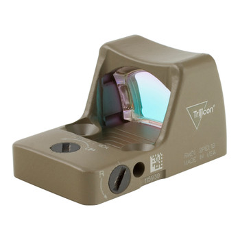 Trijicon RMR Type 2 Red Dot Sight- FDE