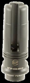 Surefire Flash Hider For MK46 - 9/16x24 lh