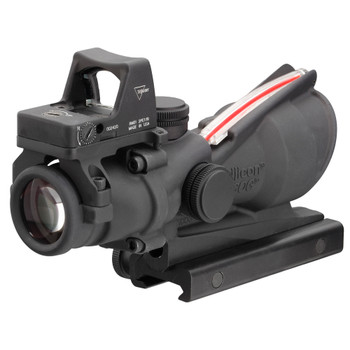 Trijicon Acog TA31d 4x32 Dual Illuminated Red Chevron with RMR type 2