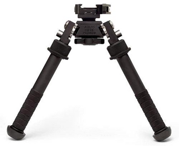 B&T Industries BT10-LW17 V8 Atlas Bipod with ADM QD Mount