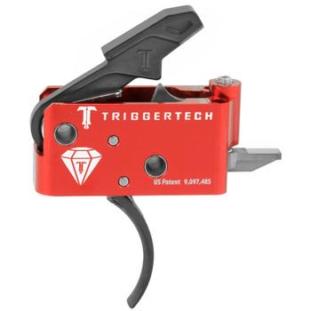Trigger Tech AR15 Diamond Curved Trigger