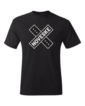 Noveske X Tee T-shirt - Black