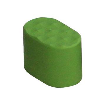 Seekins Precision Billet AR15 Mag Release - Zombie Green