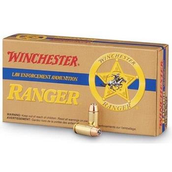 Winchester Ranger Bonded 40sw 180gr HP