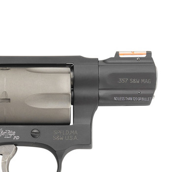 Smith & Wesson Performance Center 360PD 357 Scandium Frame Titanium Cylinder