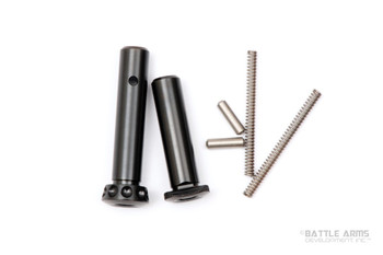 Battle Arms Development BAD-EPS-TI-B (ENHANCED PIN SET - TITANIUM - BLACK IONBOND) AR15