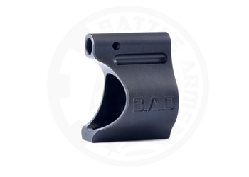 "Battle Arms Development Lightweight Low Profile Titanium Gas Block .625"" Black Ionbond PVD"