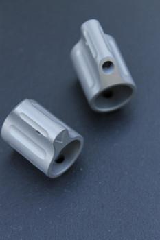 V Seven Titanium Gas Block .625