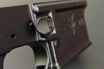 V Seven Extended Mag Release Button