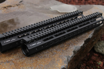 V Seven Weapons Enlightened Keymod Handguard 13.5""