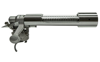 Remington 700 Short Action Stainless Steel Receiver .473 Bolt Face