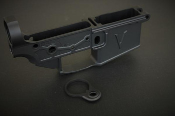 2A Armament Balios-Lite Lightweight AR15 Lower Receiver