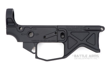Battle Arms Bad556-LW Lightweight 7075-T6 Billet Lower Receiver