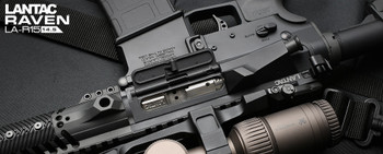 LANTAC™ RAVEN™ Rifle in .223 Wylde. 14.5'' 1:7 Twist Barrel, Intermediate Gas System