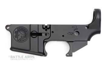 Battle Arms Development, BAD-15 Premium Forged 7075-T6 Lower Receiver - GEN 2