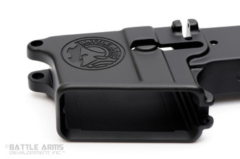 Battle Arms BAD-15 Premium Forged Lower Receiver
