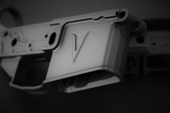 V Seven 7075 Enlightened Lower Receiver