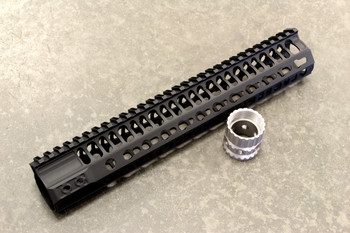 "2A Armament 10"" BL Rail Keymod"