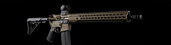 "Barrett REC7 Gen II DI 5.56 16"" Burnt Bronze"