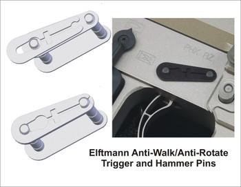 ELF AR-15 Non-Rotating Anti-walk Trigger and Hammer Pins