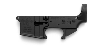 Mega Arms Forged AR15 Lower Receiver - Left Side