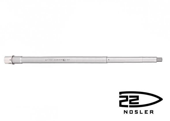 "Ballistic Advantage 18"" .22 Nosler SPR Stainless Steel Rifle Length AR 15 Barrel, Premium Series"