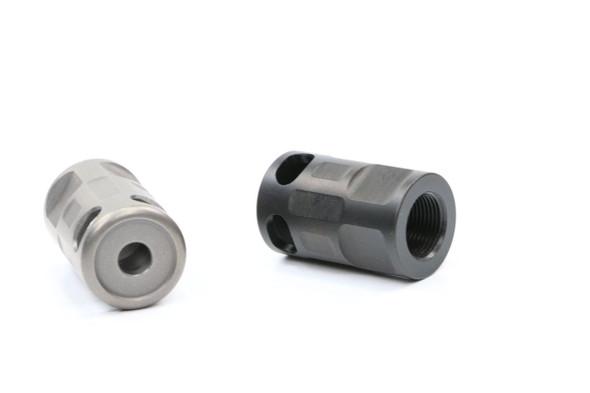 V Seven 5.56 Titanium Micro Brake - Raw Titanium