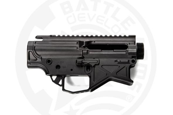Battle Arms BAD762 Ambidextrous Billet Receiver Set