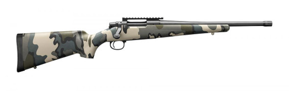 "Remington Model 7 Kuiu 300blk 16"" Threaded"