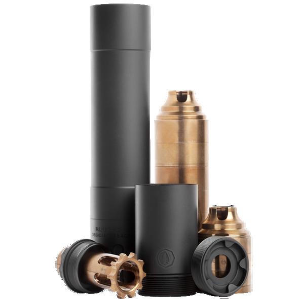 Rugged Obsidian45 Suppressor with ADAPT™ Modular Technology