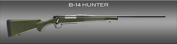 "Bergara B-14 Hunter 308 22"" Green Stock"