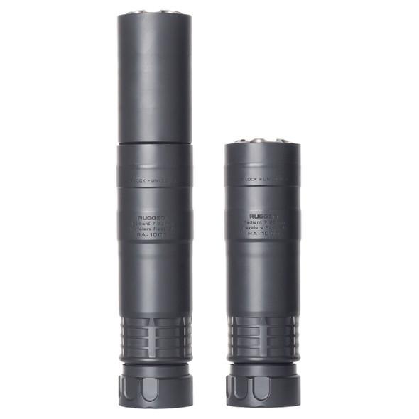 Rugged Radiant762 Lightweight Suppressor with ADAPT™ Modular Technology