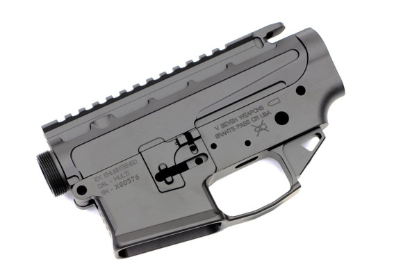 V Seven 2055 EX Enlightened AR-15 Receiver Set