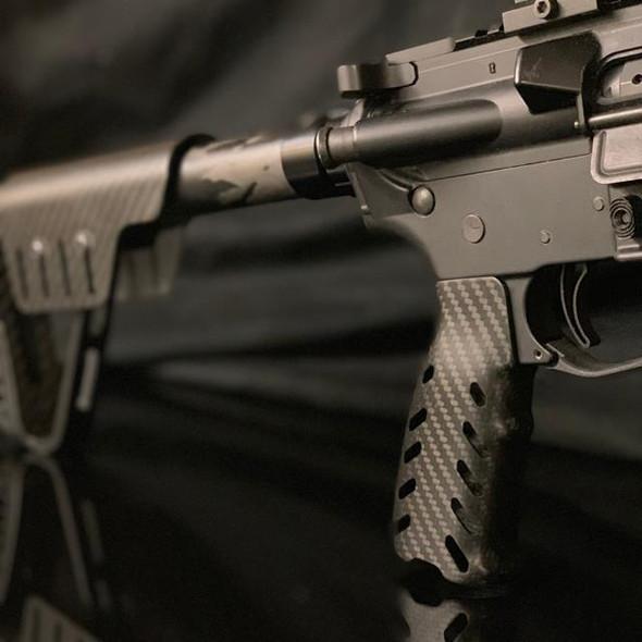 Smoke Composites Ultra Light Pistol Grip