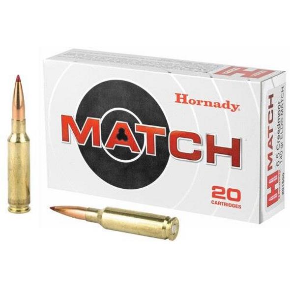 Hornady - 6.5 Creedmoor 140gr ELD-Match - 20rds