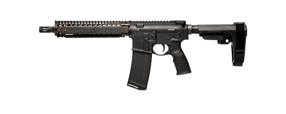 "Daniel Defense MK18 Pistol 5.56 10.3"" Dark Earth (02-088-06030)"