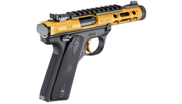 Ruger Mark IV™ 22/45™ Lite - Gold/Black