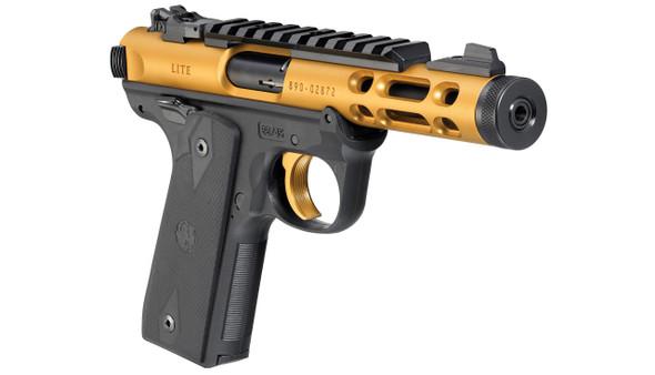 Ruger Mark IV™ 22/45™ Lite Gold/Black